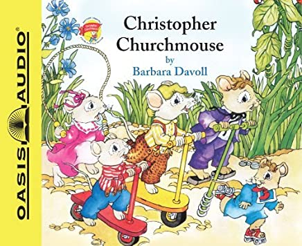 Christopher Churchmouse by Barbara Davoll (2003-11-01)