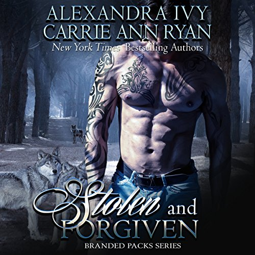 Stolen and Forgiven audiobook cover art