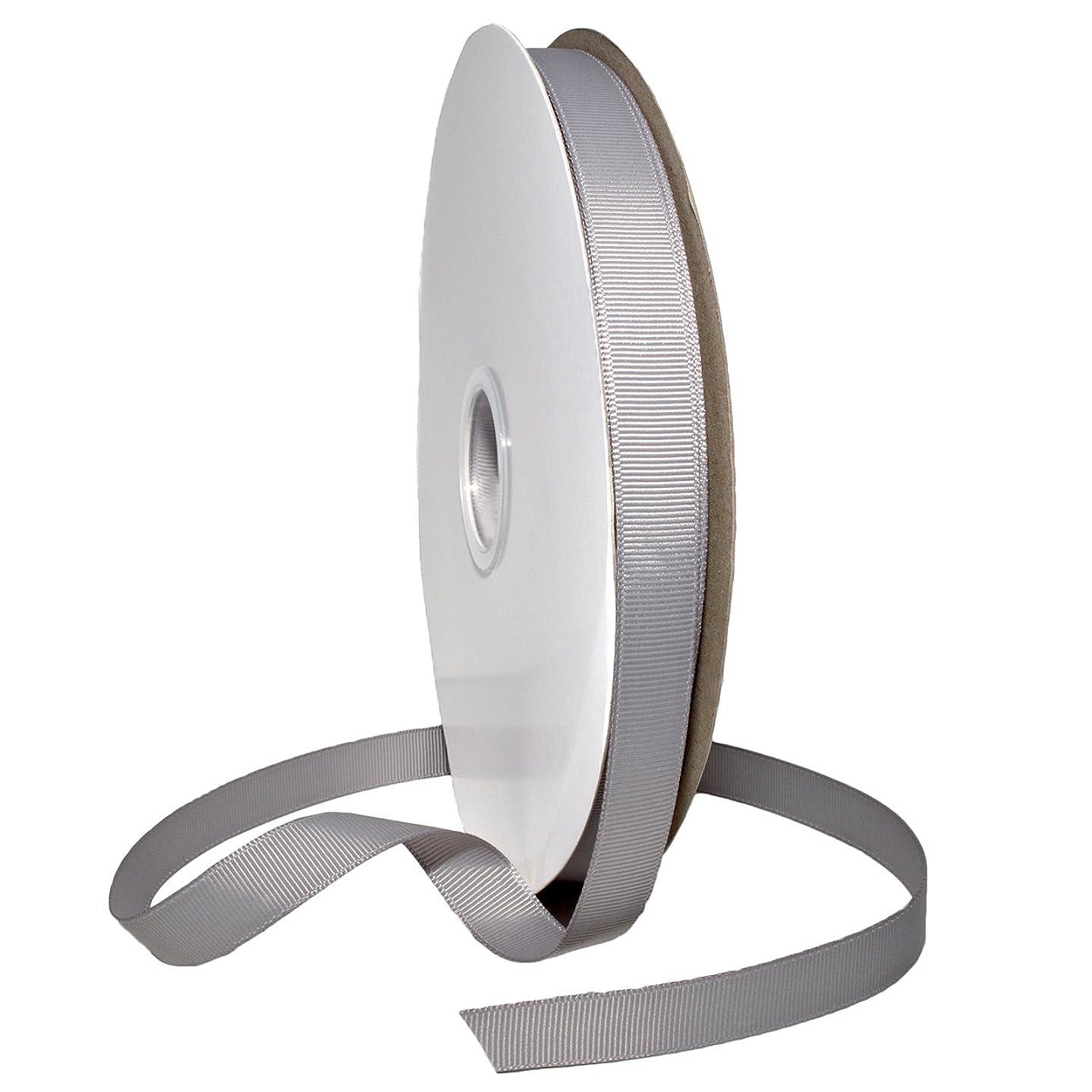 Morex Ribbon 06616/00-012 Grosgrain Fabric Ribbon, 5/8