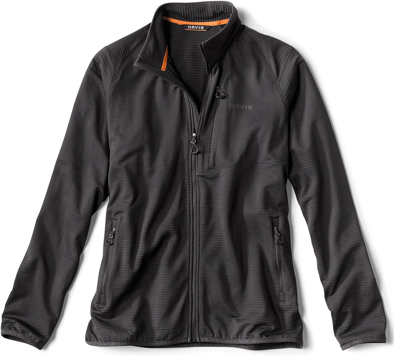 Orvis Men's Horseshoe Hills Fleece Jacket