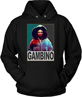 c56ff042d07 Childish Gambino Donald Glover Atlanta Hip-Hop Rap Hoodie Sweatshirt