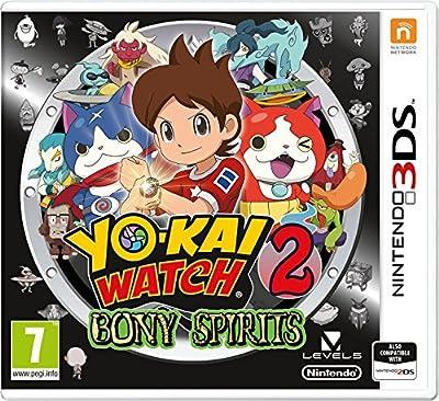 YO-KAI WATCH 2: Bony Spirits (Nintendo 3DS)