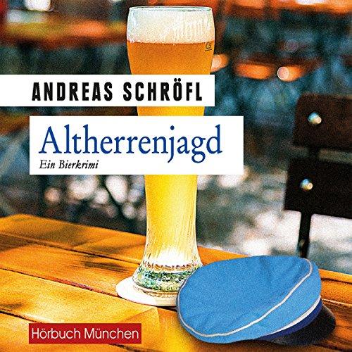 "Altherrenjagd: Der ""Sanktus'"" muss ermitteln cover art"