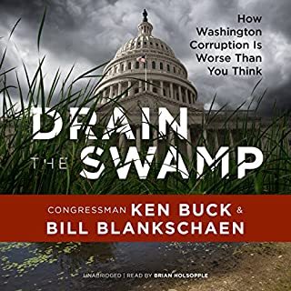 Drain the Swamp cover art