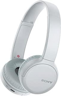 ソニー SONY ワイヤレスヘッドホン WH-CH510 : bluetooth / AAC対応 / 最大35時間連続再生 2019年モデル ホワイト WH-CH510 W