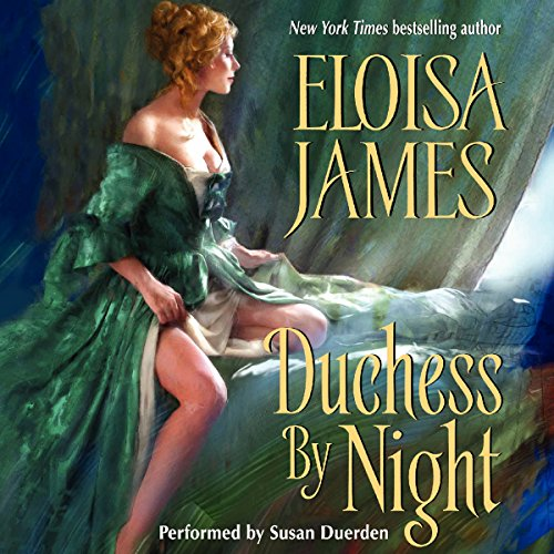 Duchess by Night audiobook cover art