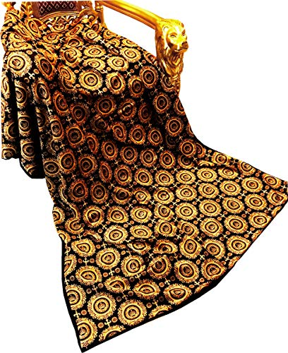 Harald Glööckler Luxus Wohndecke Pompöös by Casa Padrino Barock Golden Crowns Glitzersteinen