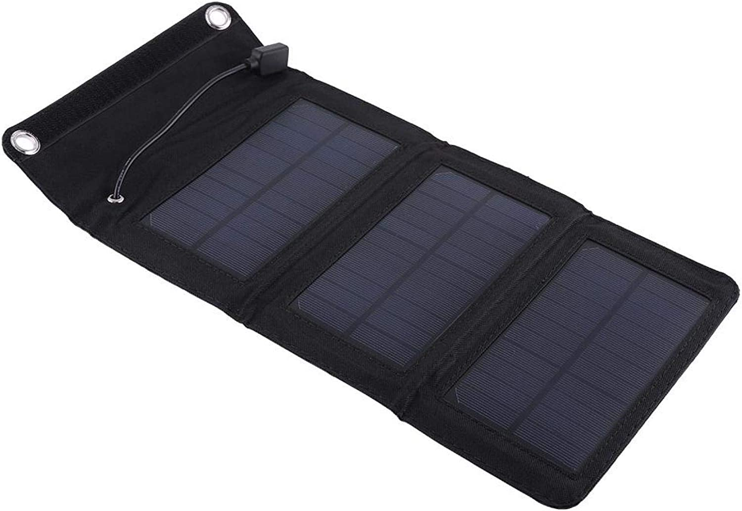 Solar Charger Eco-Friendly USB Panel Fishin for Foldable Dallas Mall Manufacturer OFFicial shop
