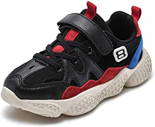 [麗人島株式會] 男の子の靴子供子供カジュアルシューズブランド子供革スニーカースポーツシューズファッションカジュアル子供男の子スニーカー