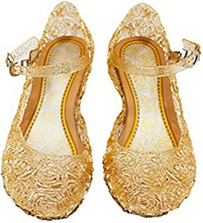 1aa3113171aac Amazon.com: Gold - Shoes / Girls: Clothing, Shoes & Jewelry