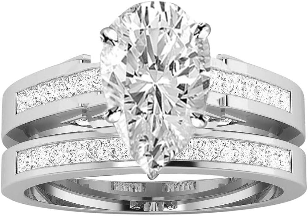 14K Mail order cheap White Seattle Mall Gold 1.5 Carat LAB GROWN Channel CERTIFIED DIAMOND IGI