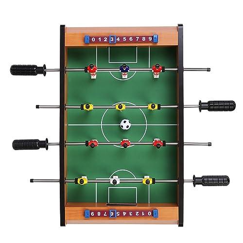 """Virhuck Baby-Foot de Table Enfant 20"""" Jeu deTable Football Mini, 51 x 31cm, Table Soccer Game Set Cadeau Noël Anniversaire"""