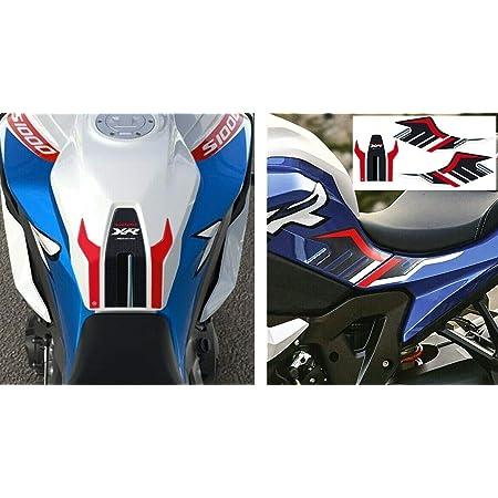 3d Gelklebepad Für Motorradtanks Kompatibel Mit Bmw S1000xr Sport 2020 Auto