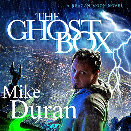 The Ghost Box audiobook cover art