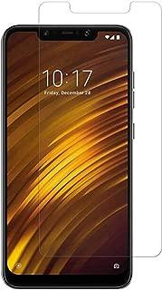 [7-Pack] Xiaomi Pocophone F1/Poco F1 Tempered Screen Protector,Find box Tempered Glass Film Screen for Xiaomi Pocophone F1/Poco F1 [Anti-Fingerprint] [Scratch Resist] [Non-Full Screen]