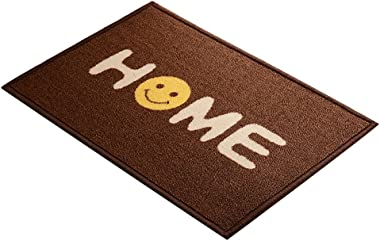 MagiDeal Non Slip Bath Pad Door Floor Mat Foor Rug Water Absorbing Carpet Door Mat
