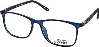 نظارة طبية باطار كامل C:4 من رترو، لون الذراع ازرق لامع، 4025، (So)