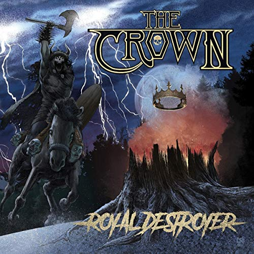 Royal Destroyer (Deluxe ed.2cd Dpac)