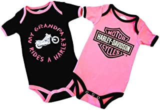 harley davidson baby girl clothes