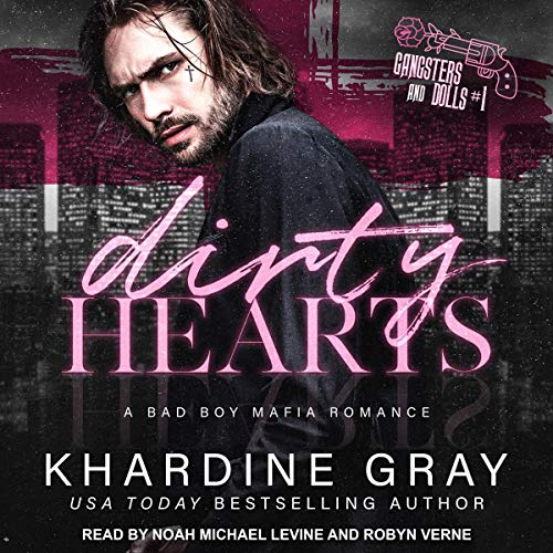 Dirty Hearts: A Bad Boy Mafia Romance Titelbild