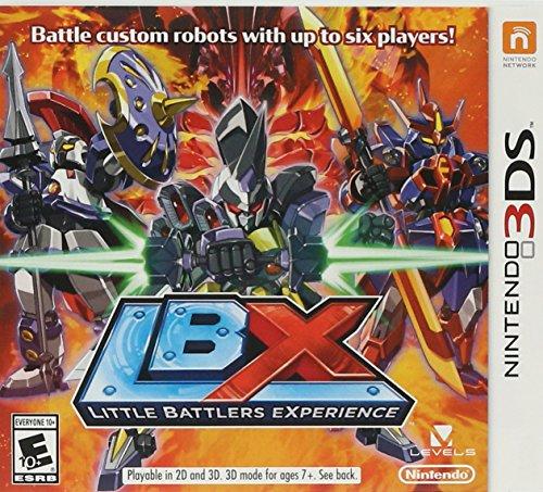 LBX: Little Battlers eXperience - Nintendo 3DS Standard Edition
