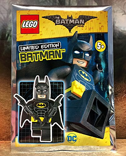 LEGO ® The Batman Movie 211701 Limited Edition Minifigur