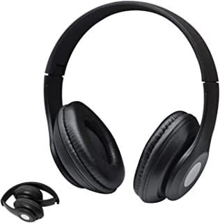 XMNYGJ Foldable Portable Headphones, Gaming Headset Wired Closed Soundproof and Noise-Reducing...
