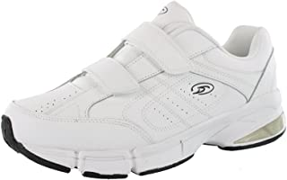 Velcro White Sneakers
