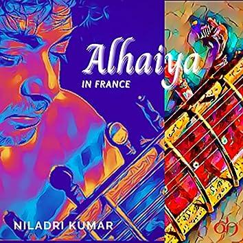Alhaiya in France