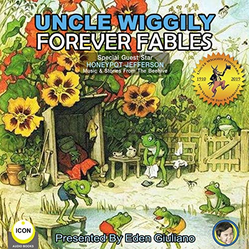 Uncle Wiggily Forever Fables cover art