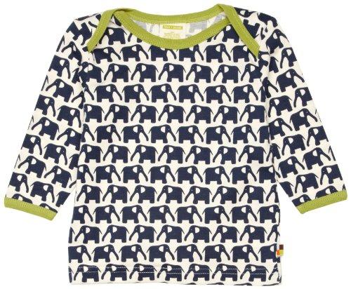 Loud + Proud Unisex - Baby Sweatshirt 205, Gr. 110/116, Blau (Marine)