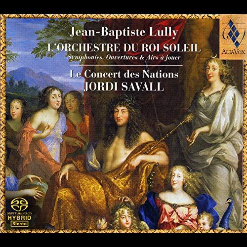 Lully: La Orquesta Del Rey Sol Sacd; Jordi Savall