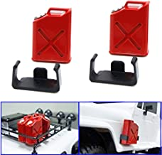 Set of 2 RC Scale Metal Trail Tow Hitch Hook and M3 Link Coupler Upgrades Accessories for 1//10 Traxxas TRX4 Axial SCX10 Rock Crawler Redcat GEN7 GEN8