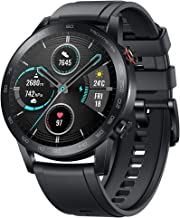 HONOR Magic 2 (46mm, Charcoal Black) Minos-B19S Bluetooth, GPS Smartwatch