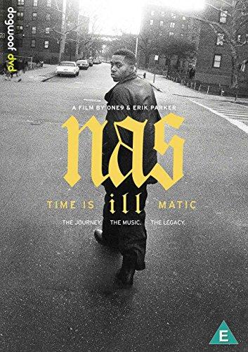 Nas: Time Is Illmatic [DVD] [Reino Unido]