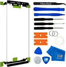 MMOBIEL Front Glass Replacement Compatible with Samsung Galaxy Note 9 N960 6.4 inch (Black) Display Screen incl Tool Kit