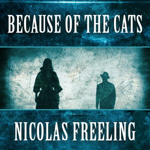 Because of the Cats: Van De Valk, Book 2 audiobook cover art
