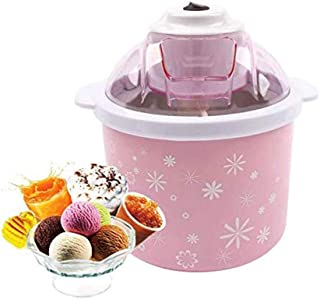 SHYPT Mini Ice Cream Machine Household Small Children Self-made Ice Cream Machine Automatic Fruit Ice Cream Machine