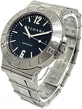 (ブルガリ)BVLGARI LCV38S ディアゴノ スポーツ デイト 自動巻き 腕時計 メンズ 中古