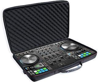 Seracle - Bolsa de almacenamiento portátil para instrumentos nativos, Traktor Kontrol S4 Mk3, controlador de DJ