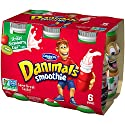 Dannon Danimals Drinkable Low Fat Yogurt, Stawberry And Kiwi, 6 ct, 3.1 oz