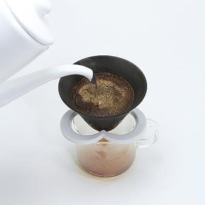家カフェにおすすめ!エコでおしゃれなセラミックのコーヒーフィルター