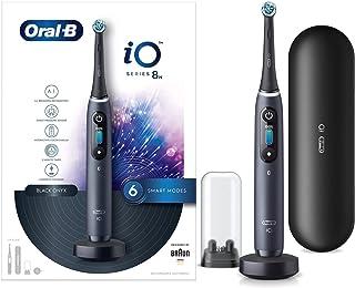 Oral-B iO - 8n elektrische tandenborstel - Zwart