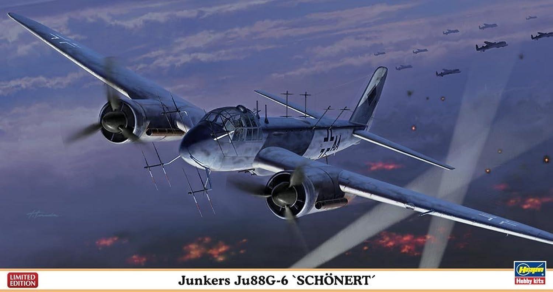 Junkers Ju88G6 [Schonert] (Plastic model)