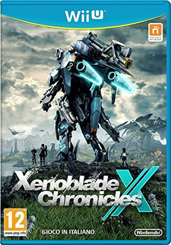 Nintendo Xenoblade Chronicles X - video games (Wii U, Physical media, Adventure / RPG, Nintendo, 04/12/2015, PG (Parental Guidance)) by NINTENDO