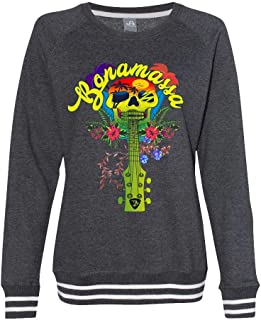 Island Blues Crew Sweatshirt (Women) - Black