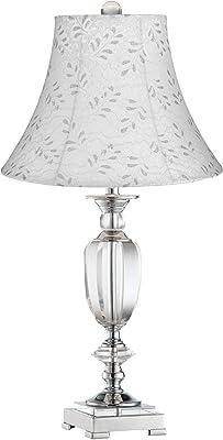 Amazon.com: CAL iluminación bo-547 lámpara de mesa con ...