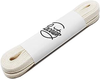 Laceter Lacets Chaussures Prémium - Lacets Plats - Lacets pour Baskets, Lacets Sneakers, Remplacement de Lacets pour Chaus...