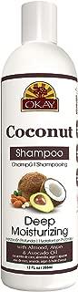 Best okay coconut shampoo Reviews