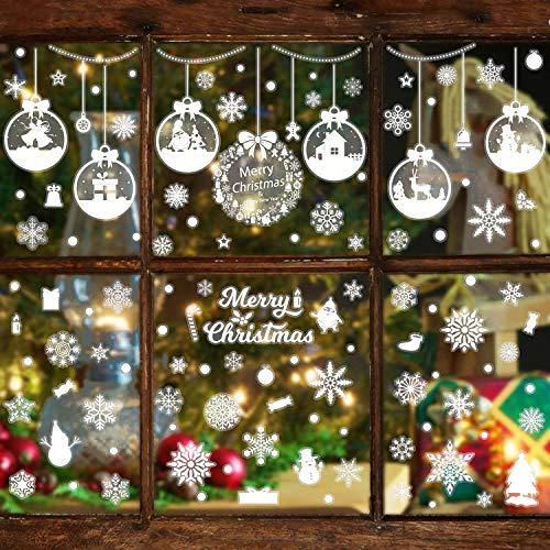 Extra Large DEL Silhouette lumière-Bonhomme de neige-mur de Noël Décor